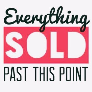 🚨🚨‼️Everything Past This Point Is SOLD‼️🚨🚨